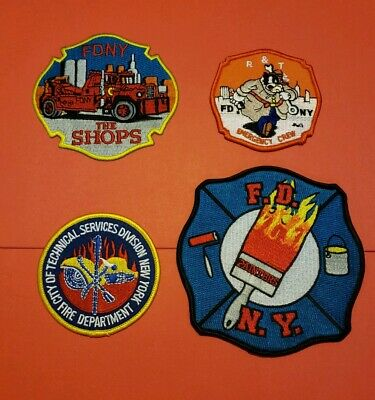 New York City Fire Department Patches Maintenance