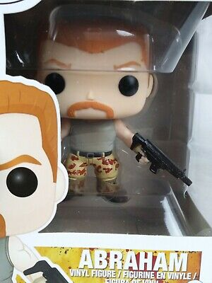 Funko Pop Television ABRAHAM Ford #309 The Walking Dead VAULTED/RETIRED New