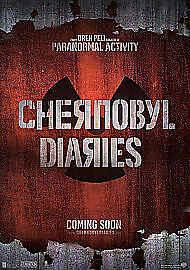 Chernobyl Diaries [DVD], New, DVD, FREE & FAST Delivery