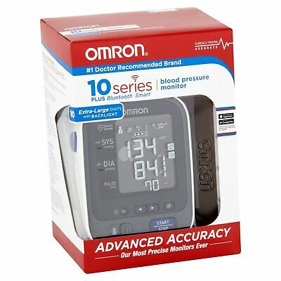 Omron 10 Series Bluetooth Upper Arm Blood Pressure Monitor Comfit Cuff BP786