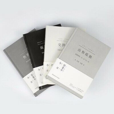 Stationery Note books A5 Notepad Handbook Literary Note Diary Travel Journal