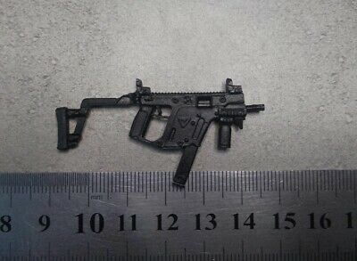 "1/12th Weapon Accessory KRISS Vector SMG Model For Figma shf 6"" Figure"