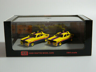 Mad Max XA and XB Falcon Pursuit Vehicles