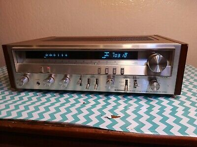 Pioneer SX-3700 receiver The Volume Button Doesn't Work Properly