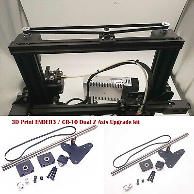 3D Printe ENDER 3 Dual Z Axis Upgrade Kit Single Motor Dual Z Axis Pulley VS99