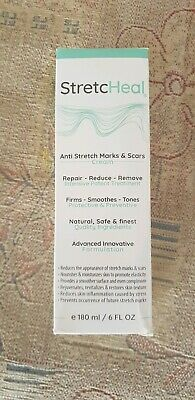 StretcHeal best cream to prevent & remove stretch marks 180ml cruelty free in UK