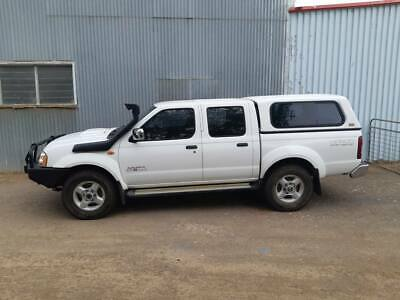 Nissan Navara D22 Motor NOT RUNNING other parts perfect 2011 Special Edition 4x4