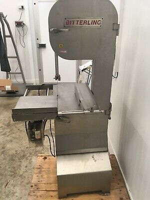 Large Bitterling Stainless Steel Meat Bandsaw