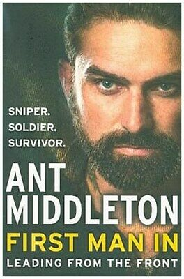 Ant Middleton First Man In
