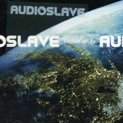 Revelations by Audioslave CD - 2006, Epic Pre-owned