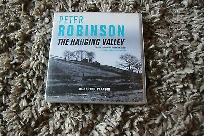Audio Book Cds Peter Robinson The Hanging Valley