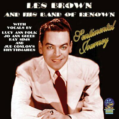 Les Brown and His Band of Renown - Sentimental Journey - CD -