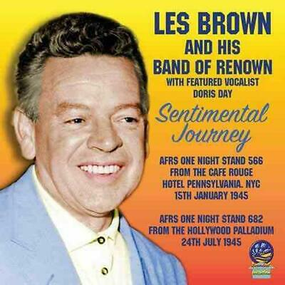 Les Brown and His Band of Renown - Sentimental Journey - CD - New