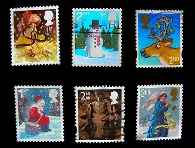Xmas 1                1st and Second class stamps
