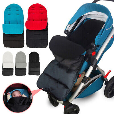 1PC Warm Baby Stroller Foot Muff Buggy Pushchair Pram Foot Cover Windproof