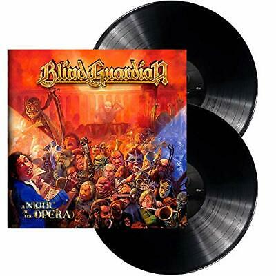Blind Guardian - A Night At the Opera (Remixed & Remastered) - Double LP Vinyl