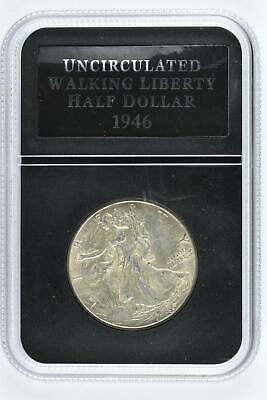 1946 Uncirculated Walking Liberty Half Dollar