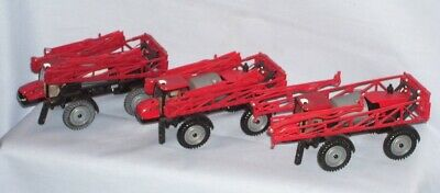 this auction is for 3 --1/64 Case/IH Sprayers