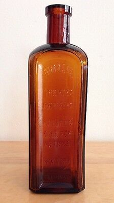 Himalya The Kola Compound Natures Cure For Asthma Amber Square Bottle A199