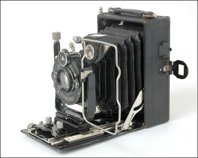 Zeiss Ikon Ideal 250/3 Plate Camera - 6.5x9 cm