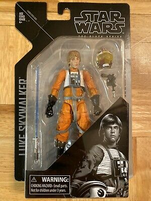 Star Wars The Black Series Archive Luke Skywalker 6""