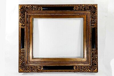 Large Antique Frame French Rococo Style Ornate Gilt Wood- Museum Quality!