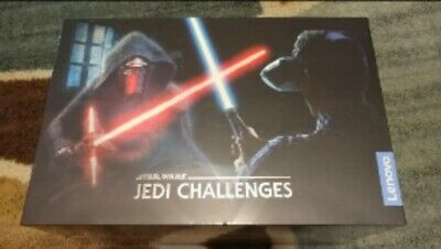 Lenovo Star Wars Jedi Challenges App-enabled Augmented Reality Brand New Sealed