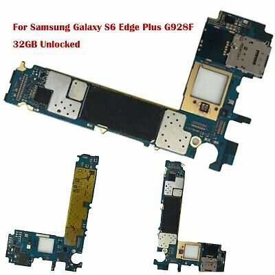 For Samsung Galaxy S6 Edge Plus G928F 32GB Unlocked Main Motherboard Replacement