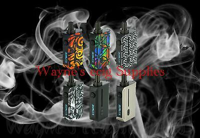 Squid Industries Double Barrel V3 Squad Tank Atomizer Kit