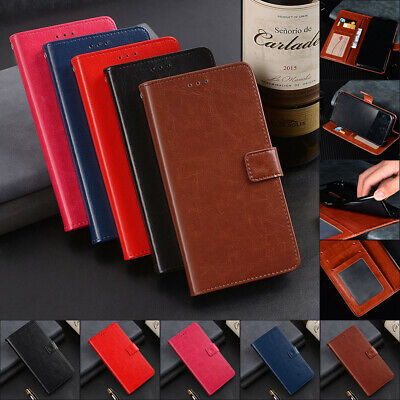 For Samsung Galaxy J1 J2 J3 J4 J5 J6 J7 2016 2017 Leather Case Flip Wallet Cover