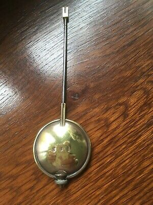 French Clock Original Brass Pendulum No 381