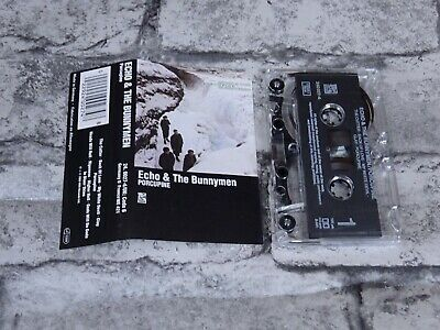ECHO & THE BUNNYMEN - Porcupine (UK)  / Cassette Album /1240