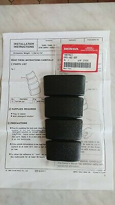 Honda genuine Rubber tank pad, unbranded fits all makes.