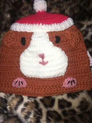 Cath Kidston Pets Party Christmas Guinea Pig Tea Cosy - Brand New