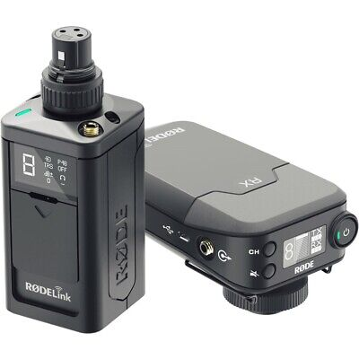 Rode RODELINK NEWSSHOOTER Digital Wireless System NEW