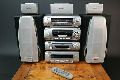 Technics Stack Hi Fi Cinema System SA-EH790 SH-EH790 SL-EH790 RS-DV290 5 CD
