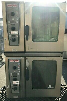 Rational CMP-61 Double Stacked Oven