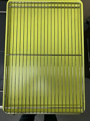 Glazing icing screen for Belshaw donut fryer  17 x 25 (12pcs) heavy duty