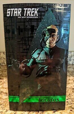 Star Trek The Next Generation Locutus / Picard Action Figure - Loot Crate Qmx