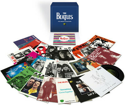 "The Beatles - The Singles Collection [New 7"" Vinyl] Ltd Ed, 180 Gram, Rmst, With"