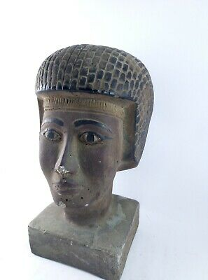 RARE ANCIENT EGYPTIAN ANTIQUE Seti Li Head Statue 1200-1194 BC