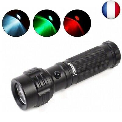 Opticfire ® TX-67 T67 mini led chasse lumière lampe lamping lampe ir vision nocturne