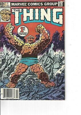 The Thing #1 Marrvel 1983