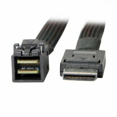 Cablecc OCuLink PCIe PCI-Express SFF-8611 4i to SFF-8643 SSD Data Active Cable