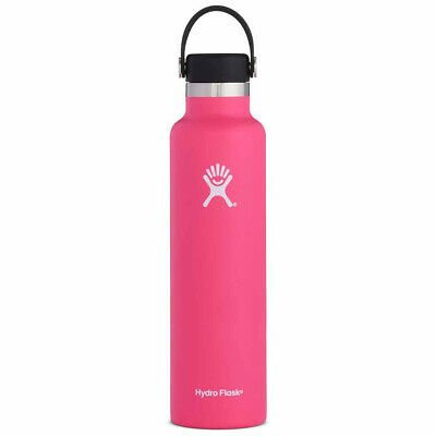 NEW Hydro Flask Double Insulated Standard 710ml (24 oz) Bottle - Watermelon