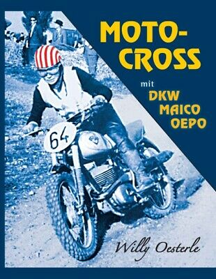 Moto-Cross ~ Willy Oesterle ~  9783738627237