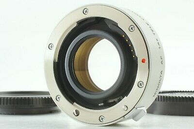 【MINT】 Minolta AF 1.4X Tele Converter II APO For Sony A α Mount From Japan 242