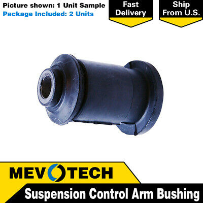 Mevotech Front Lower Rearward Suspension Control Arm Bushing Set