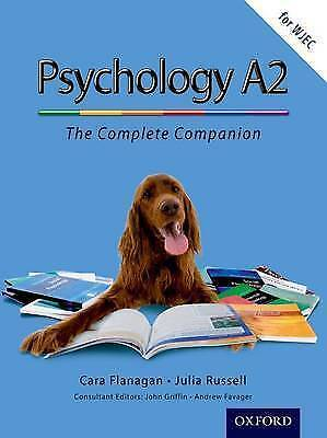 The Complete Companions: A2 Student Book for WJEC... by Russell, Julia Paperback