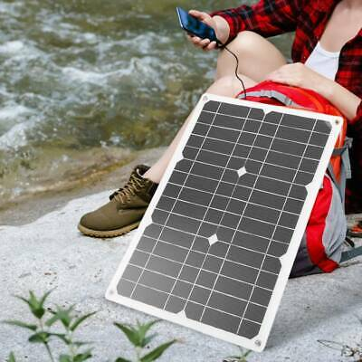 Outdoor 15W 12V Car Boat Yacht Solar Panel Trickle Battery Charger Power Supply